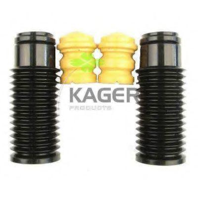 Пылезащитный комплект, амортизатор KAGER 820001