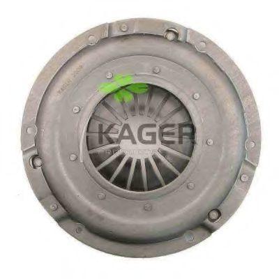 Корзина сцепления KAGER 15-2156