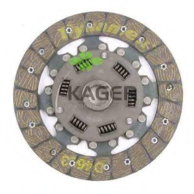 Диск сцепления KAGER 155424