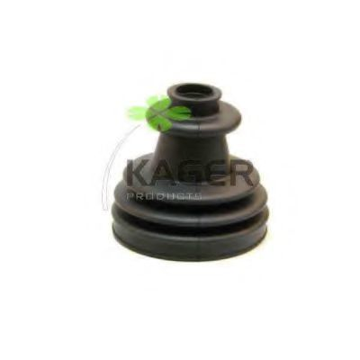 Пыльник ШРУС внешний KAGER 130114