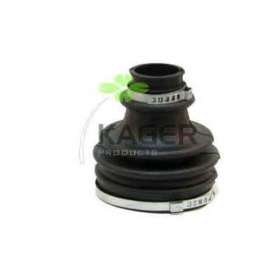 Пыльник ШРУС внешний KAGER 130161