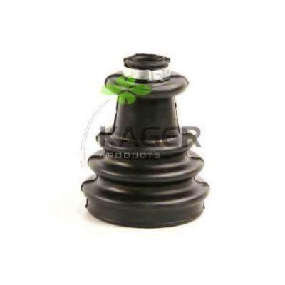 Комплект пылника, приводной вал KAGER 130256