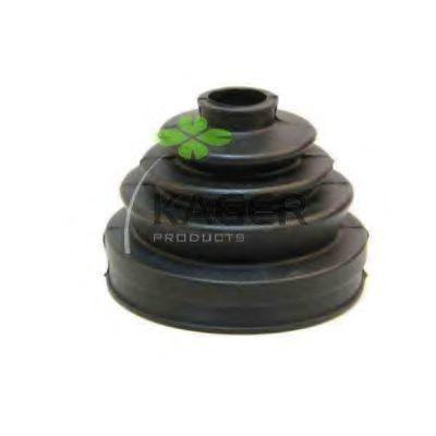 Комплект пылника, приводной вал KAGER 130281