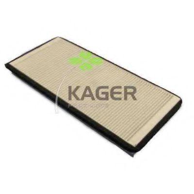 Фильтр салона KAGER 090015