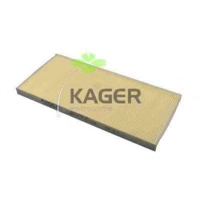 Фильтр салона KAGER 090016