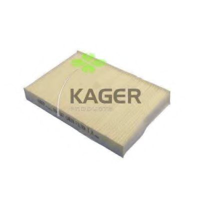 Фильтр салона KAGER 09-0047