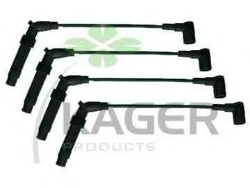 Провода высоковольтные комплект KAGER 640497