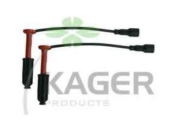 Провода высоковольтные комплект KAGER 640503