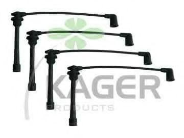 Комплект проводов зажигания KAGER 640509