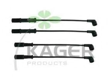 Провода высоковольтные KAGER 64-0520