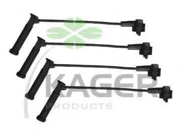 Провода высоковольтные комплект KAGER 640522