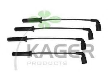 Провода высоковольтные комплект KAGER 640537