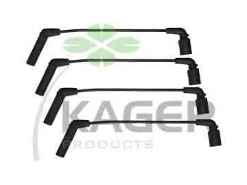 Провода высоковольтные комплект KAGER 640538