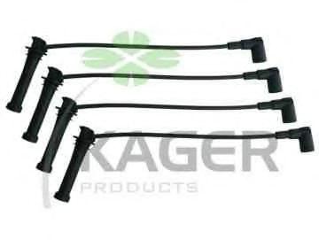 Провода высоковольтные комплект KAGER 640541