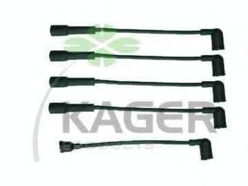 Провода высоковольтные комплект KAGER 640556