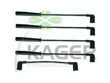 Провода высоковольтные комплект KAGER 640558