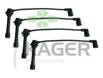 Провода высоковольтные комплект KAGER 640559