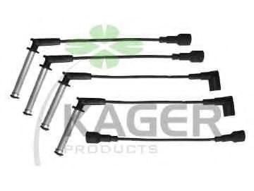 Провода высоковольтные комплект KAGER 640580