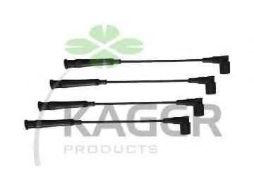 Провода высоковольтные комплект KAGER 640593