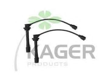 Провода высоковольтные комплект KAGER 640625