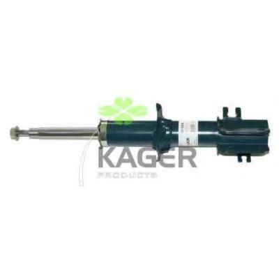 Амортизатор подвески KAGER 81-0418