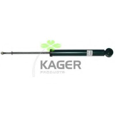 Амортизатор подвески KAGER 810641