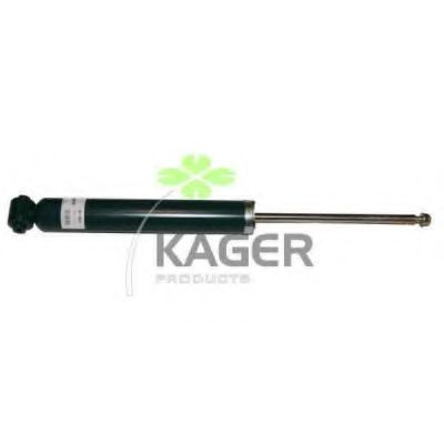 Амортизатор подвески KAGER 811621