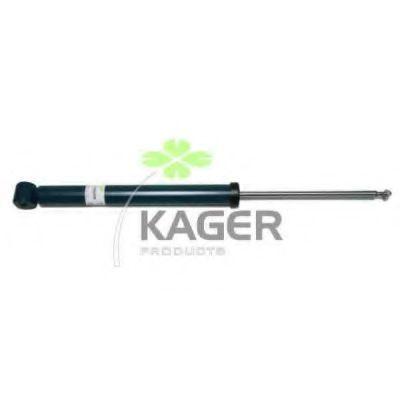 Амортизатор подвески KAGER 811642