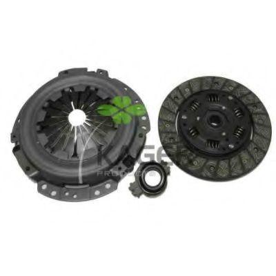 Комплект сцепления KAGER 160049