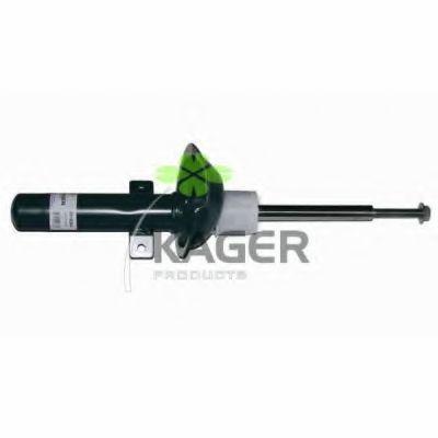 Амортизатор подвески KAGER 81-0344