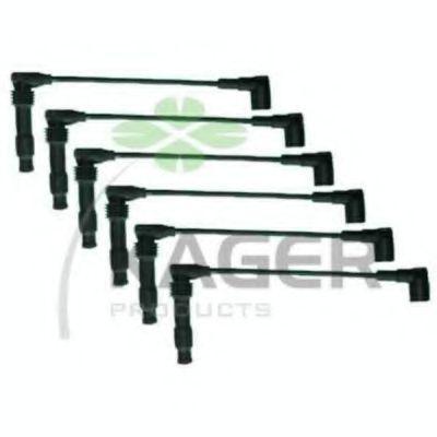 Провода высоковольтные комплект KAGER 640274