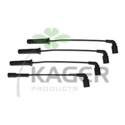 Провода высоковольтные комплект KAGER 640632