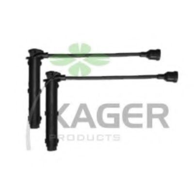 Провода высоковольтные комплект KAGER 640638