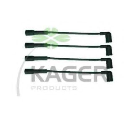 Провода высоковольтные комплект KAGER 640644