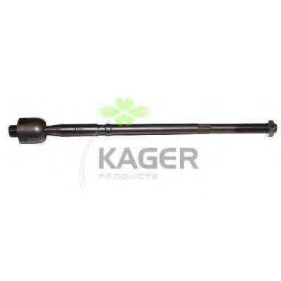 Поперечная рулевая тяга KAGER 411155