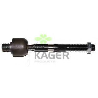 Поперечная рулевая тяга KAGER 411114