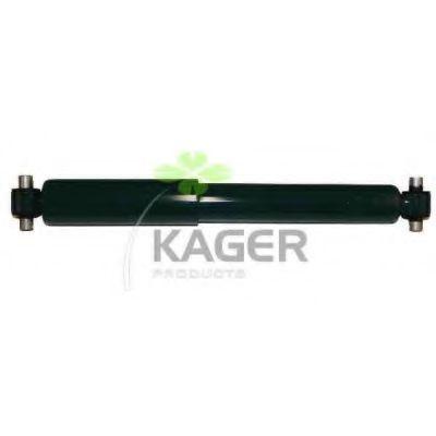 Амортизатор подвески KAGER 811767