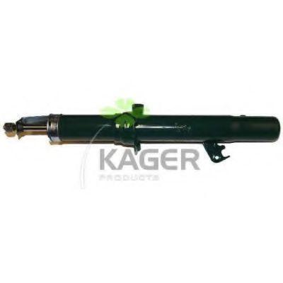 Амортизатор подвески KAGER 811789