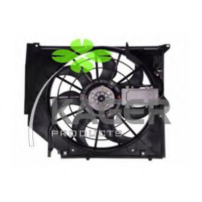 Вентилятор охлаждения двигателя KAGER 322022