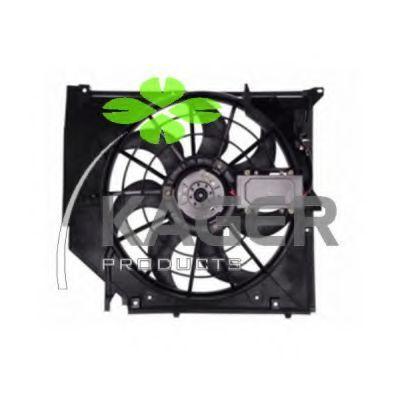 Вентилятор охлаждения двигателя KAGER 322029
