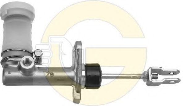 Главный цилиндр, система сцепления GIRLING 1202449