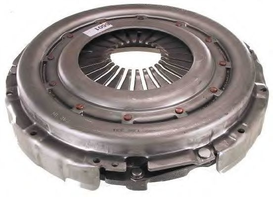 Нажимной диск сцепления KAWE 6501