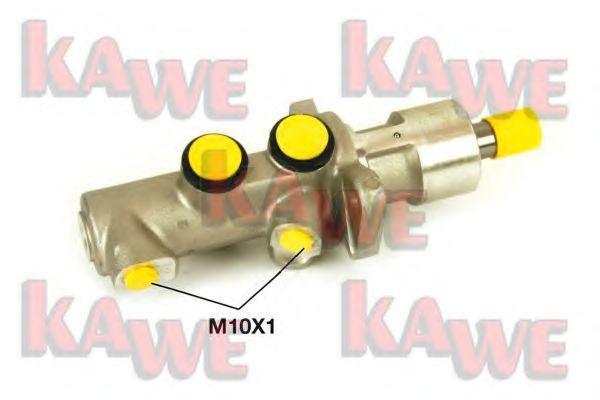 Главный тормозной цилиндр KAWE B1871