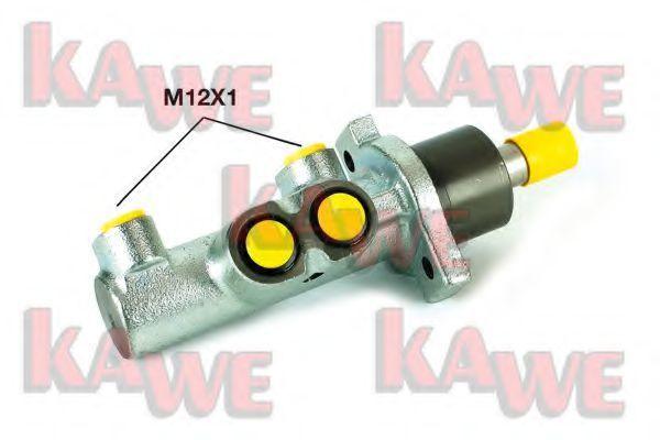 Главный тормозной цилиндр KAWE B1915