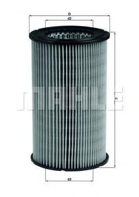 Воздушный фильтр MAHLE LX199