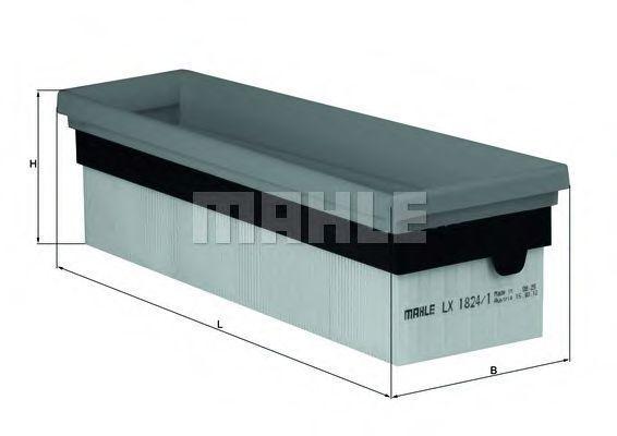 Фильтр воздушный MAHLE LX18241