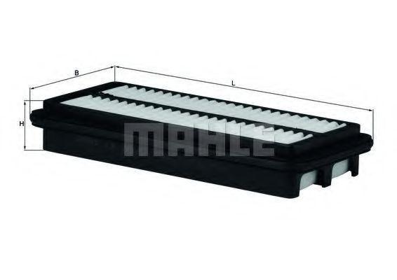 Фильтр воздушный MAHLE LX2865