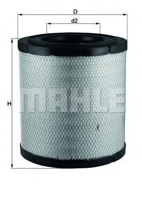 Фильтр воздушный MAHLE LX 3054