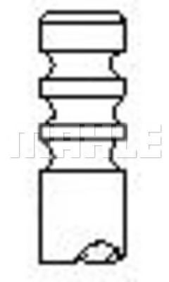 Впускной клапан MAHLE VA0130277