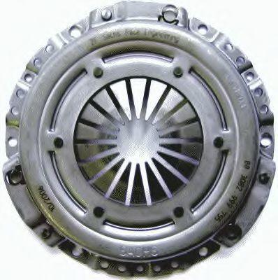 Нажимной диск сцепления SACHS (ZF SRE) 883082999755